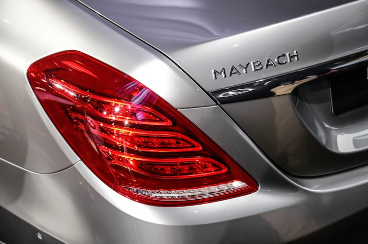 2016 Mercedes Maybach S600 Rear Taillight