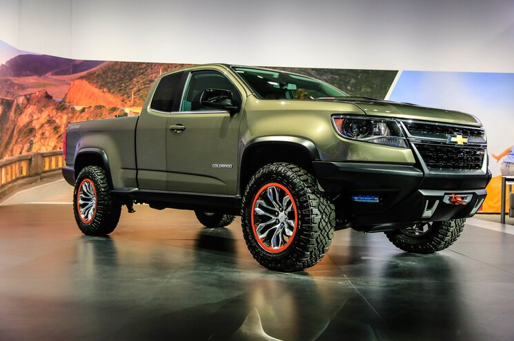 Official: Chevrolet Colorado High Country Announced for U.S.