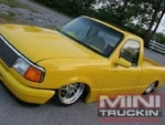 Custom 1994 Ford Ranger Cover Truck - Online Exclusive Photos