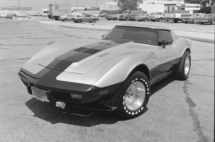 1978 Chevrolet Corvette Turbine By Vince Granatelli Front Three Quarter 02