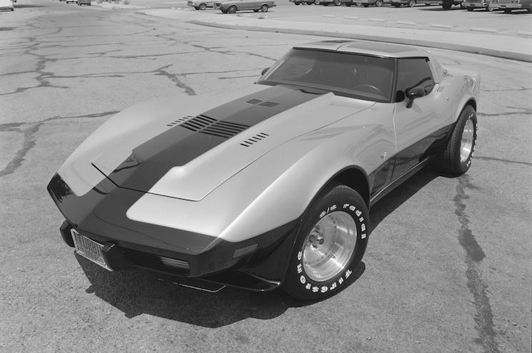 1978 Chevrolet Corvette Turbine By Vince Granatelli Front Three Quarter