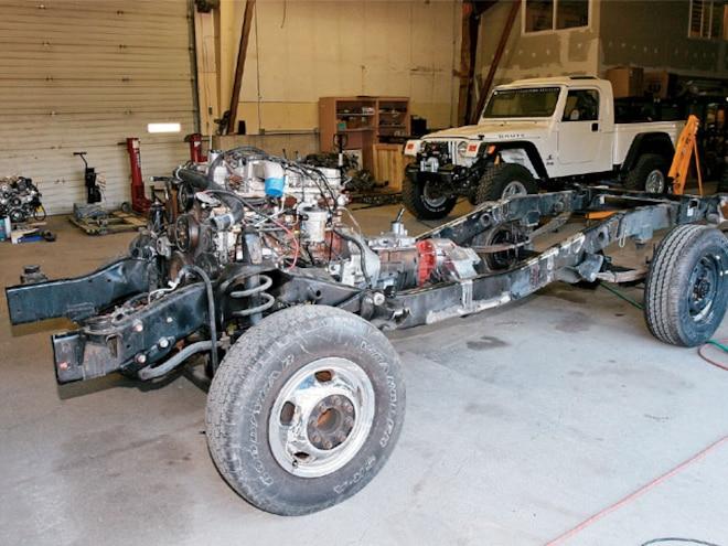 2007 Jeep Wrangler Rubicon JK 5 9L Cummins - The Ultimate Diesel
