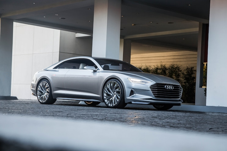Audi Prologue Concept Front Three Quarter 02
