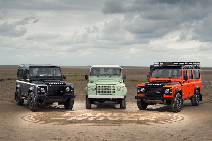 New Land Rover Defender Coming in 2019