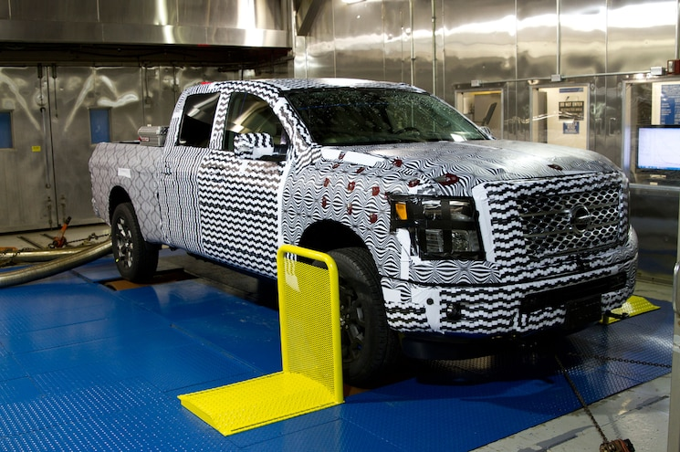 """2016 Nissan Titan """"Truckumentary"""" Part 2 Shows More of Truck"""
