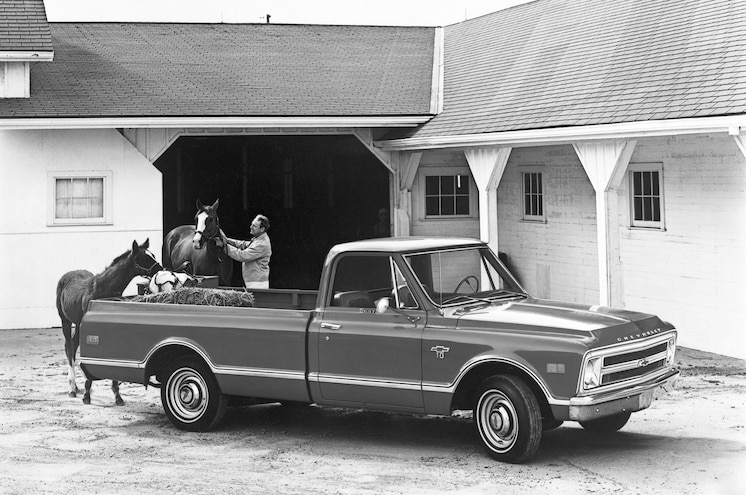 1967 Chevrolet CST