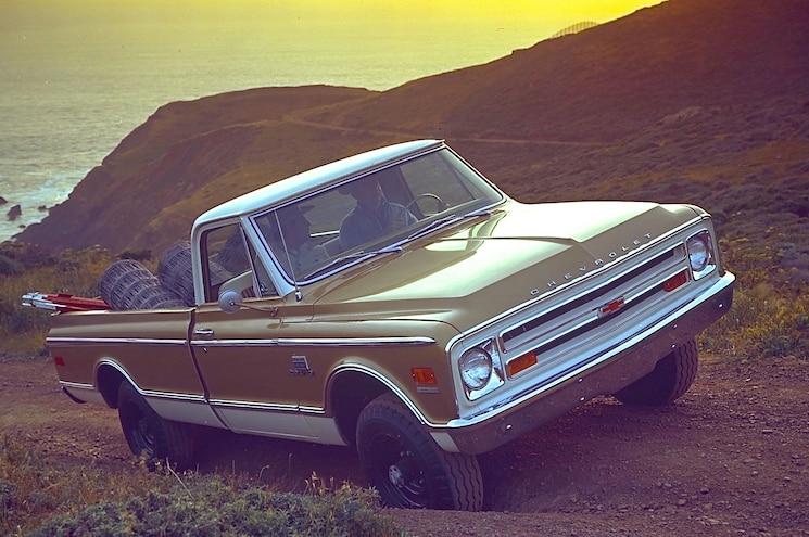 1967 Chevrolet K10 CST