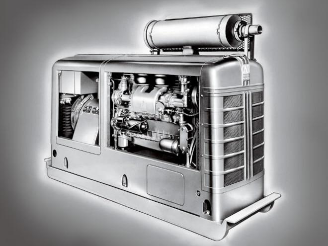 2007 February Gm Diesel Marine Power engine1
