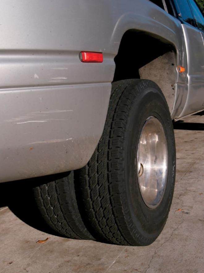 nitto Tire Test dually