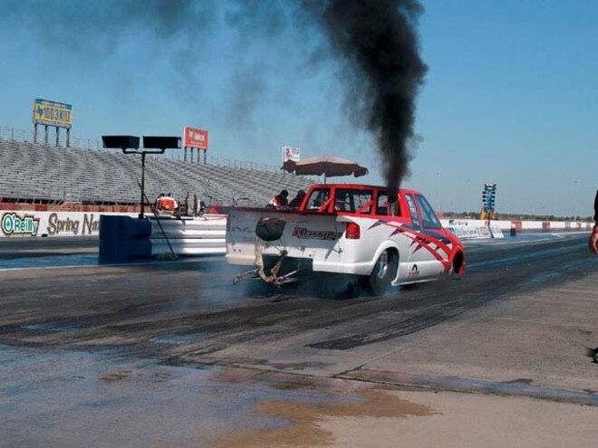 Chevy S-10 Drag Racer - Diesel Drag Racing - Diesel Power Magazine