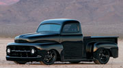 1951 Ford F1 Pickup left Side