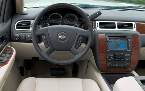 163 0602 05z 2007 Chevrolet Tahoe Dash View Photo Gallery 10 Photos