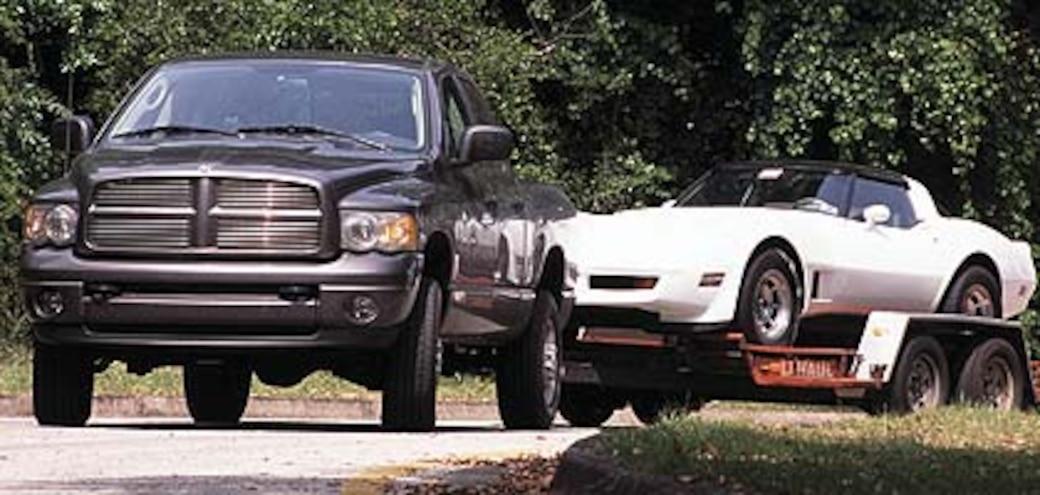 2003 Dodge Ram 2500 Hemi Review Price Specs Road Test