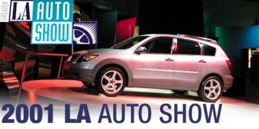 2001 Los Angeles Auto Show