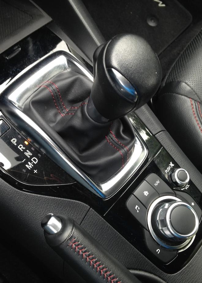 2014 Mazda3 S GT Gear Knob