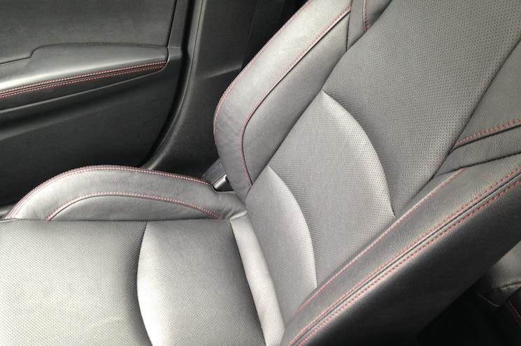 2014 Mazda3 S GT Interior Seats