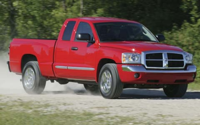 Road Test: 2005 Dodge Dakota