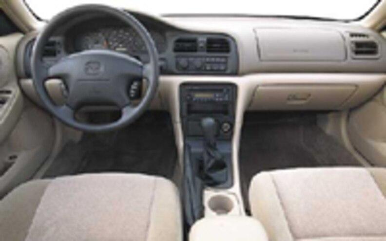 1999 Mazda 626 Lx V 6 Road Test Motor Trend