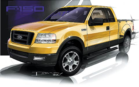 2004 Ford F 150 Price Specs Review Road Test Truck Trend