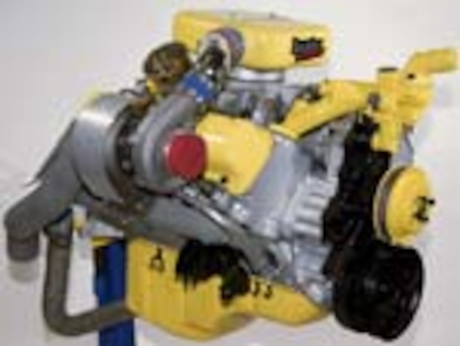 GM 6 2L Buildup - Diesel Power Magazine