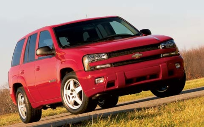 2002 Chevrolet TrailBlazer Twin-Turbo Performance Review