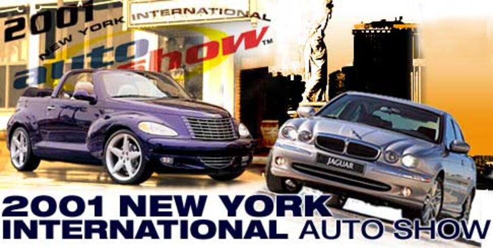 2001 New York Auto Show