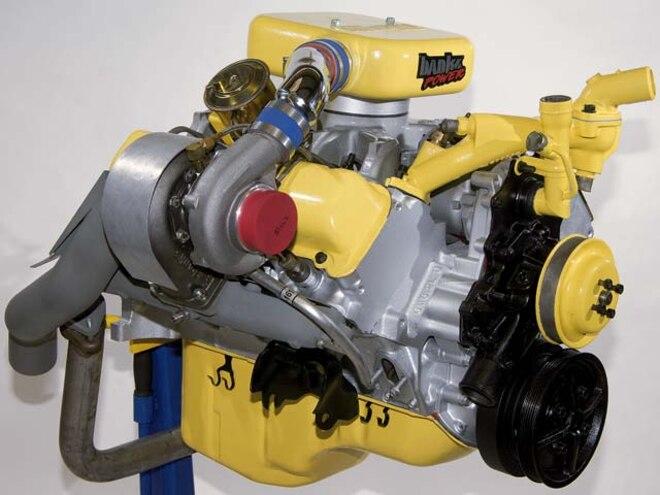 gm 62l buildup  diesel power magazine