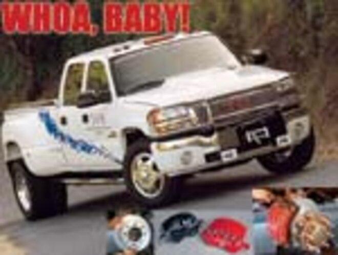 3500HD Disc Brake Upgrade - Diesel Power Magazine