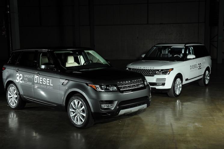 Leaked Order Sheet Suggests $1,500 Price Premium for Diesel Range Rover Sport