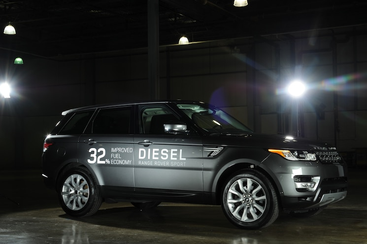2016 Range Rover Sport HSE Td6 Image 1