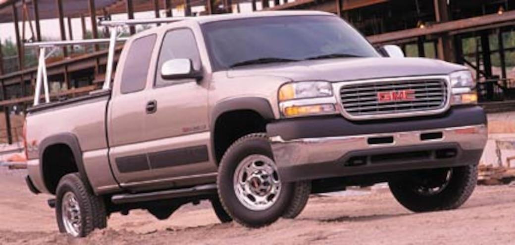 First Drive: 2002 GMC Sierra Professional