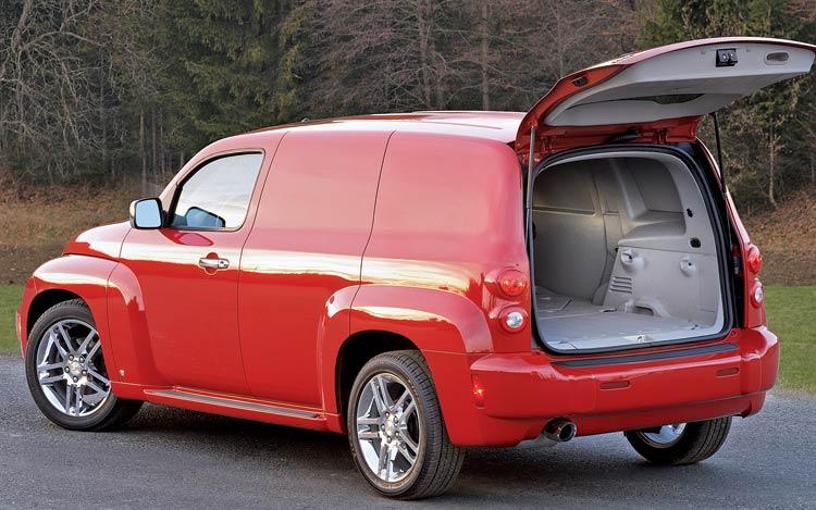 2007 Chevrolet Hhr Panel Newcomer Truck Trend