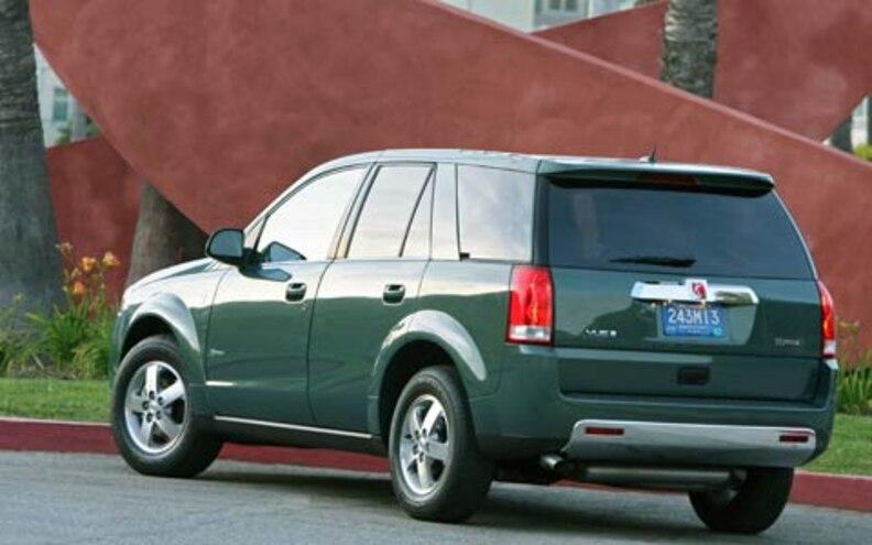 2007 Saturn Vue Hybrid >> 2007 Saturn Vue Hybrid Suv Has Best Highway Fuel Economy