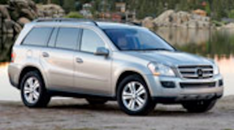 2007 Mercedes-Benz GL450 - 2007 Sport/Utility of the Year - Truck Trend