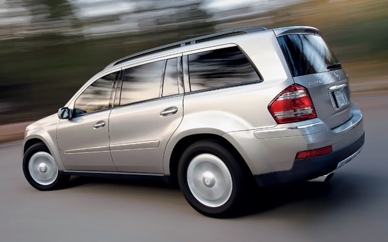 2007 Mercedes-Benz GL450 - 2007 Sport/Utility of the Year