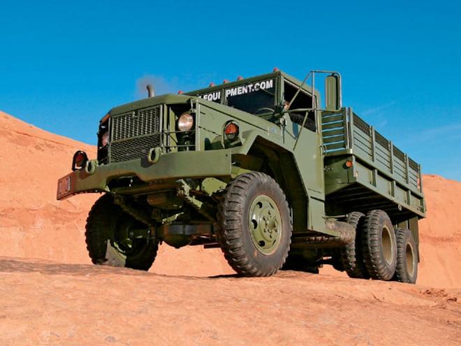hercules Diesel Motors military Truck