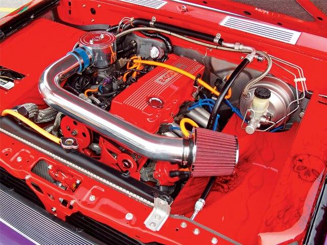 Custom 1997 Nissan Hardbody Mini Truck - Colt 97