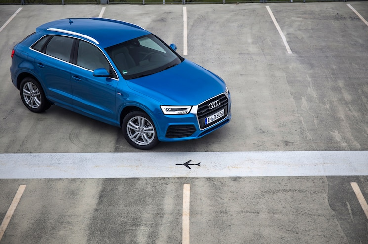 Audi Q3 Named IIHS Top Safety Pick