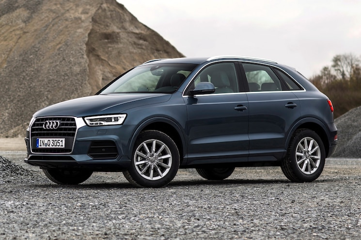 Refreshed 2016 Audi Q3 Pricing