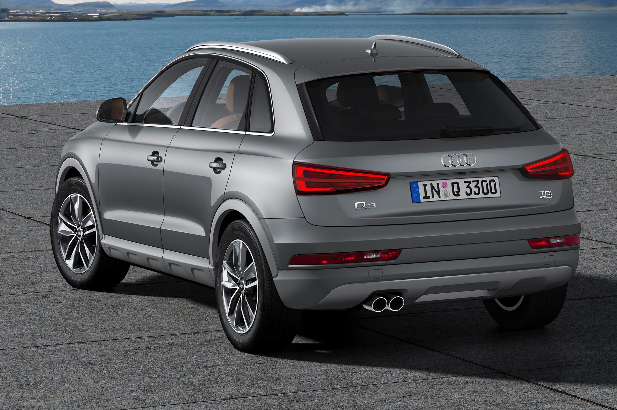 Kekurangan Audi Q3 2016 Tangguh