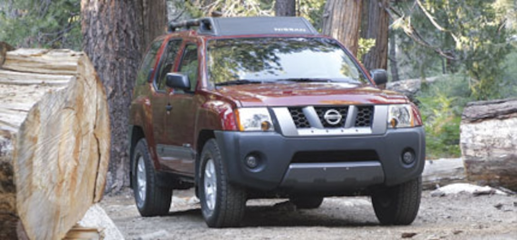 2006 nissan xterra or v6 4x4 long term wrap up truck trend truck trend