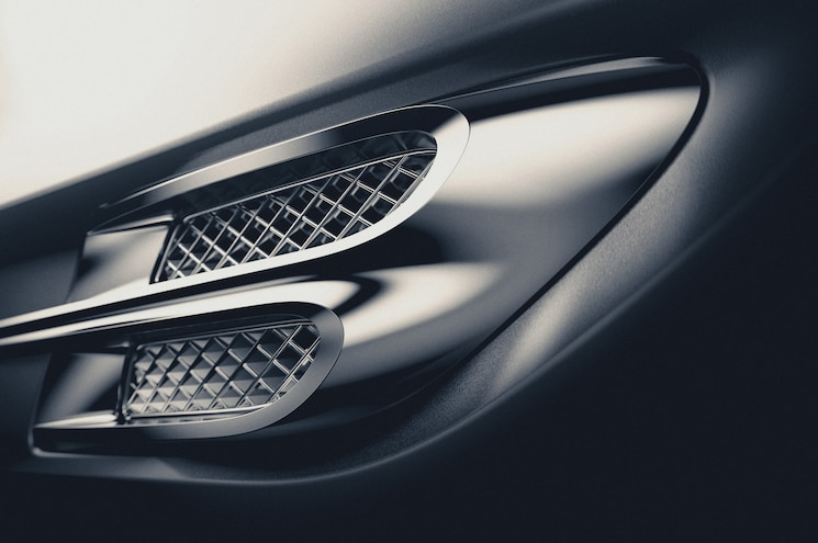 Official: Bentley SUV Named Bentayga