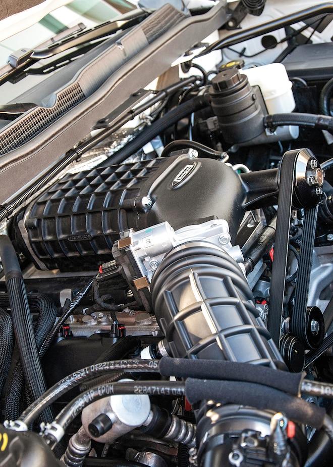 Magnusen Silverado 6 2l Supercharger Kit