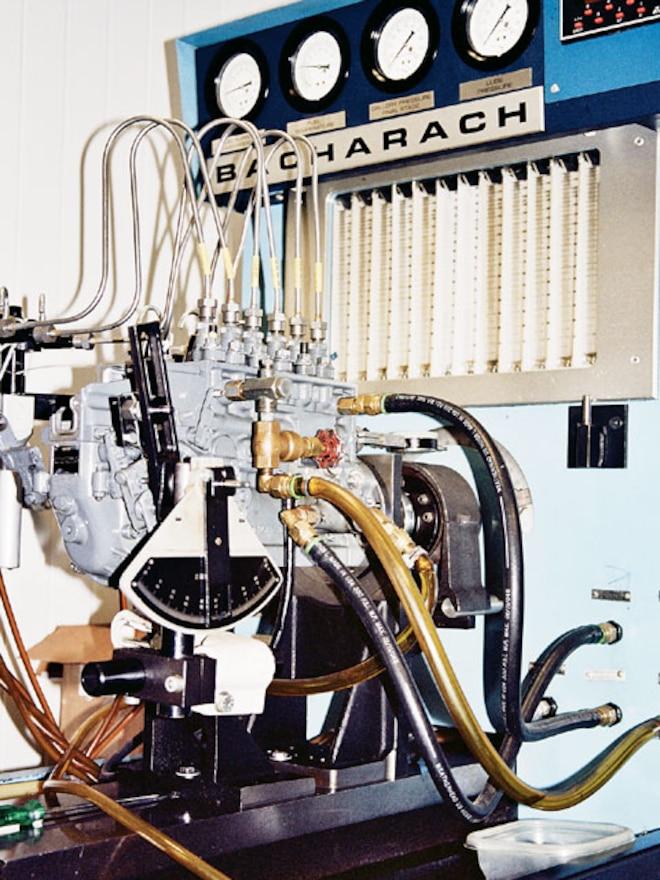diesel Basics diesel Motor