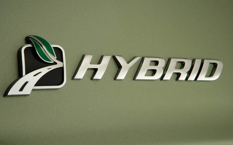 2008 Ford Escape Hybrid badge View