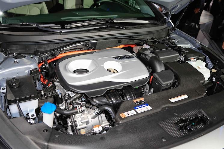 2016 Hyundai Sonata Plug In Hybrid Engine 02