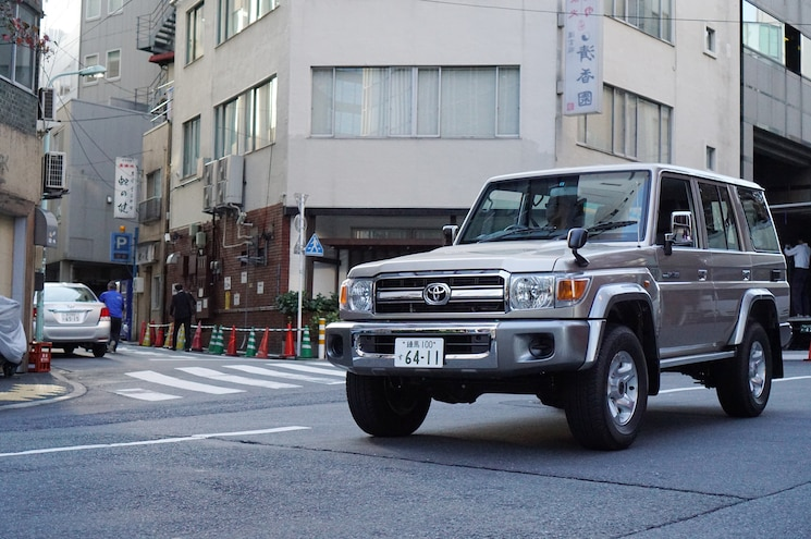 Toyota Land Cruiser 70 Series First Drive