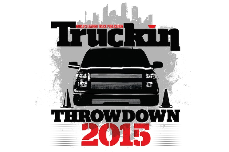 2015 Truckin Throwdown Registration!