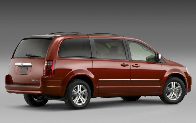 2008 Dodge Grand Caravan Pricing Announced Auto News Truck Trend