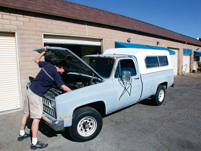 used Diesels chevy Truck